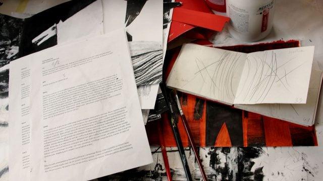 Czarny Kapturek - the making of